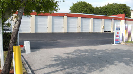 Mission Bay Self Storage - Boca Raton Florida